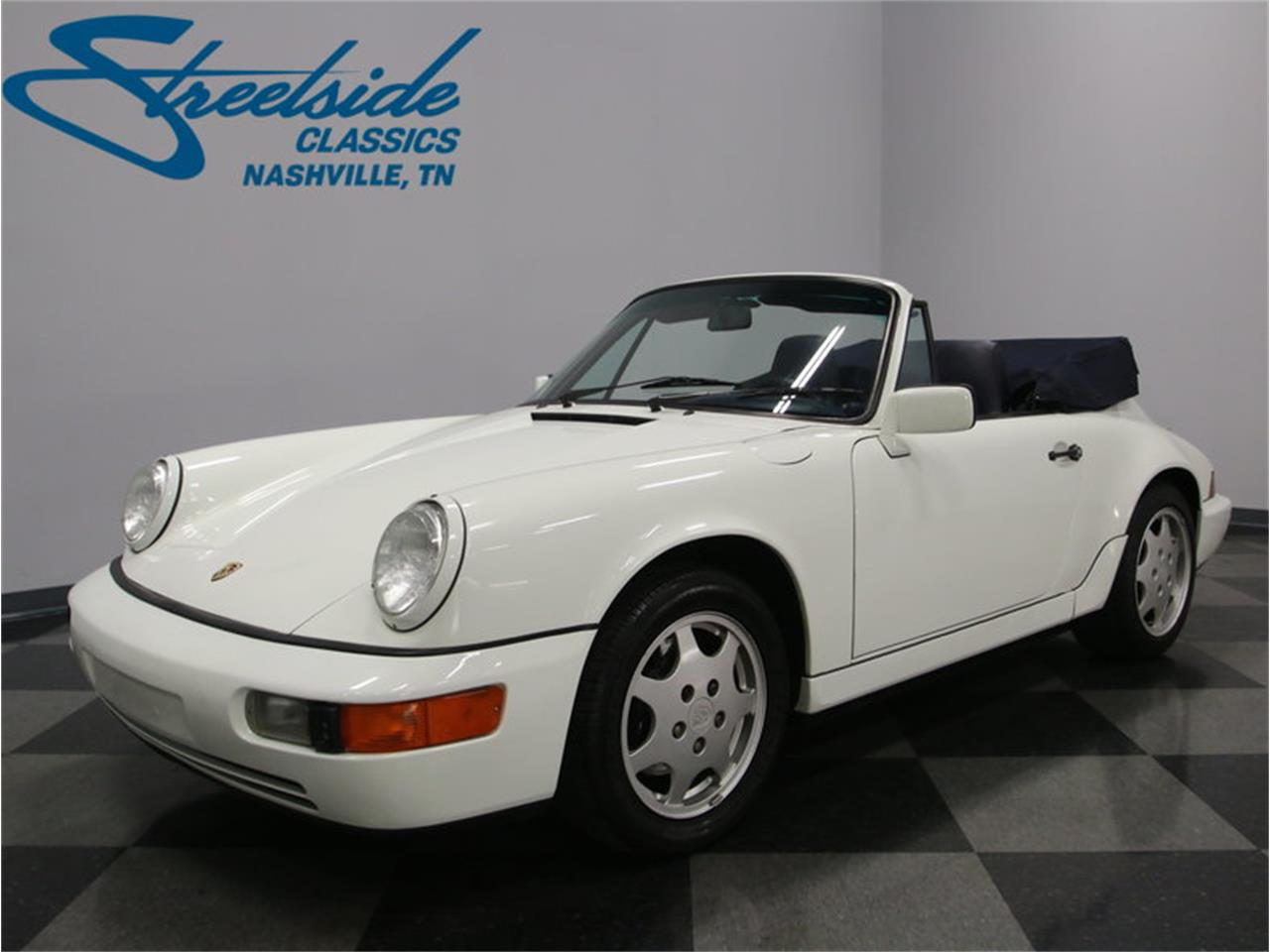 Large Picture of '91 911 Carrera located in Lavergne Tennessee - $32,995.00 Offered by Streetside Classics - Nashville - L8FC