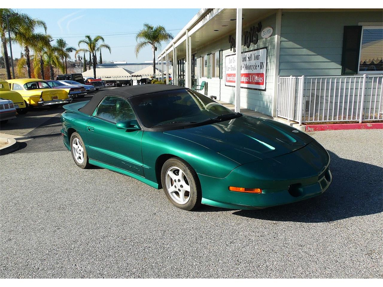 Large Picture of '95 Firebird Trans Am - LD9W