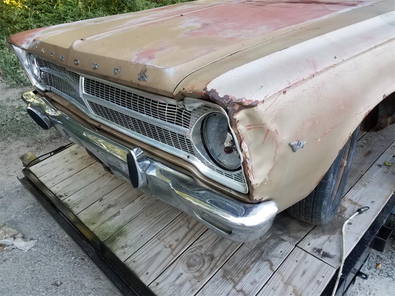 Large Picture of '65 Dodge Coronet 500 located in Indiana - $5,000.00 - LD9Z