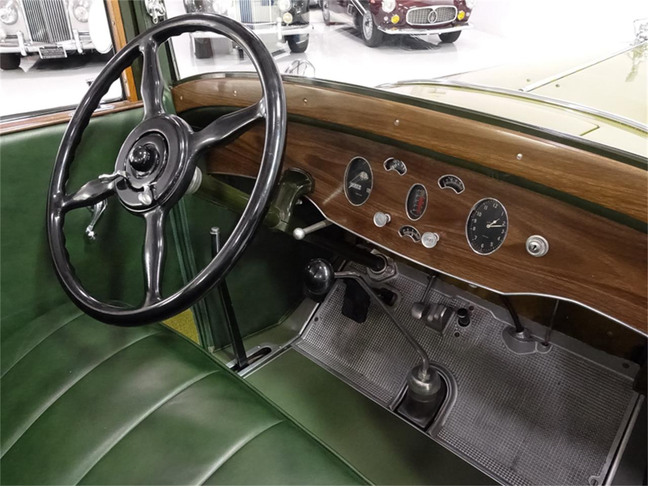 Large Picture of '29 Eight 626 Convertible Coupe - LDA1