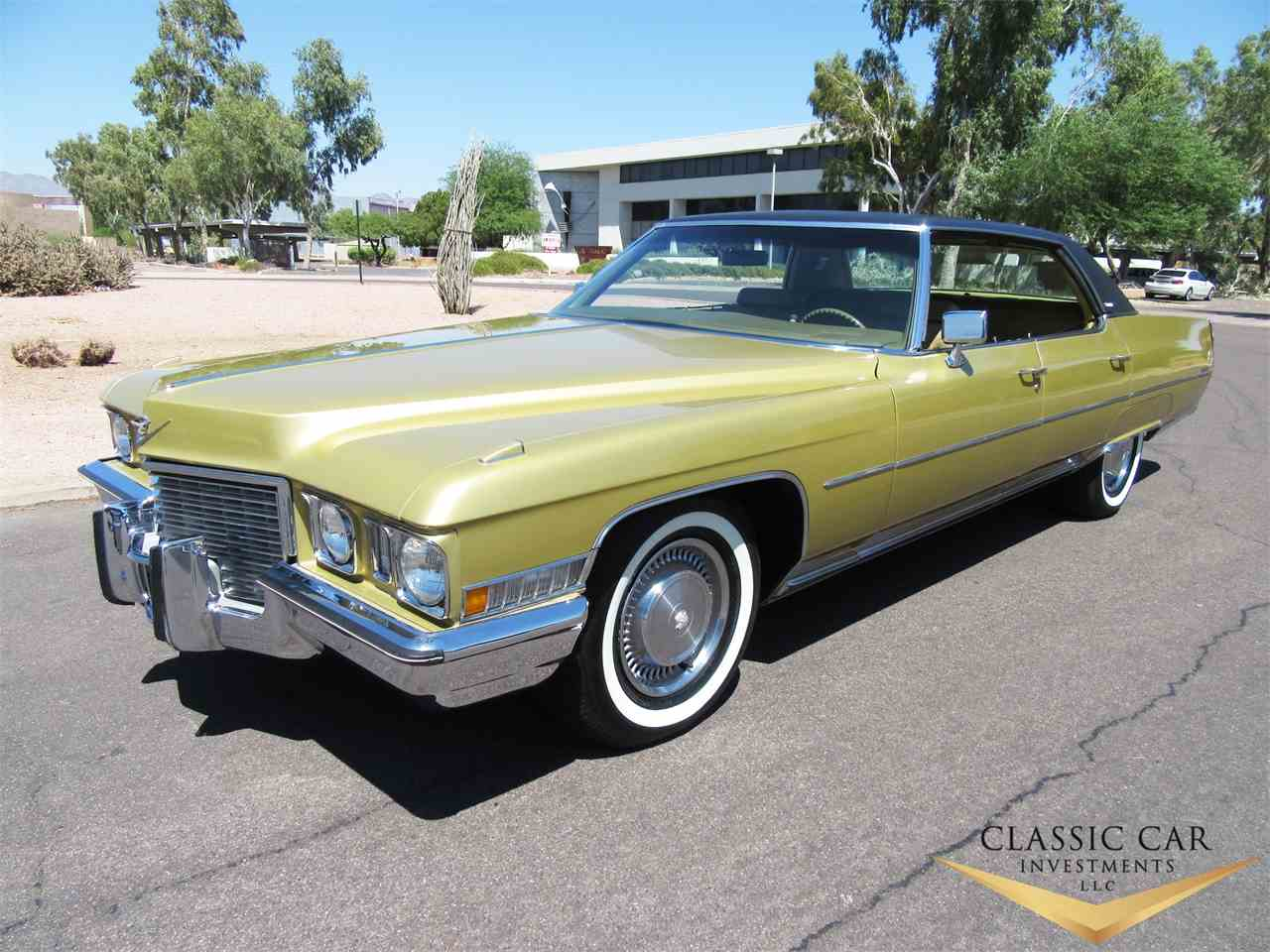 1972 Cadillac Sedan DeVille for Sale | ClicCars.com | CC-997026