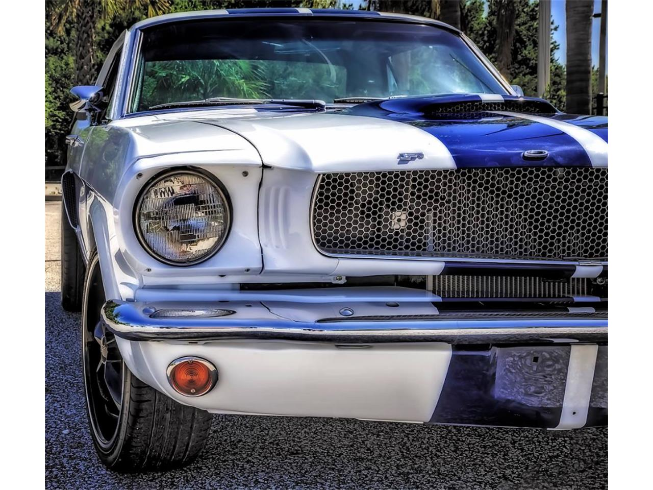 Large Picture of '66 Mustang GT350 - LDBC