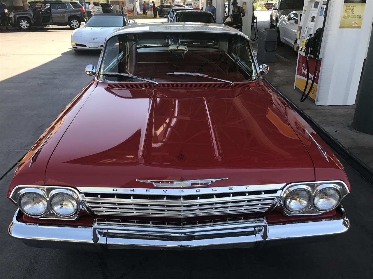 Large Picture of 1962 Chevrolet Impala Offered by a Private Seller - LDBE