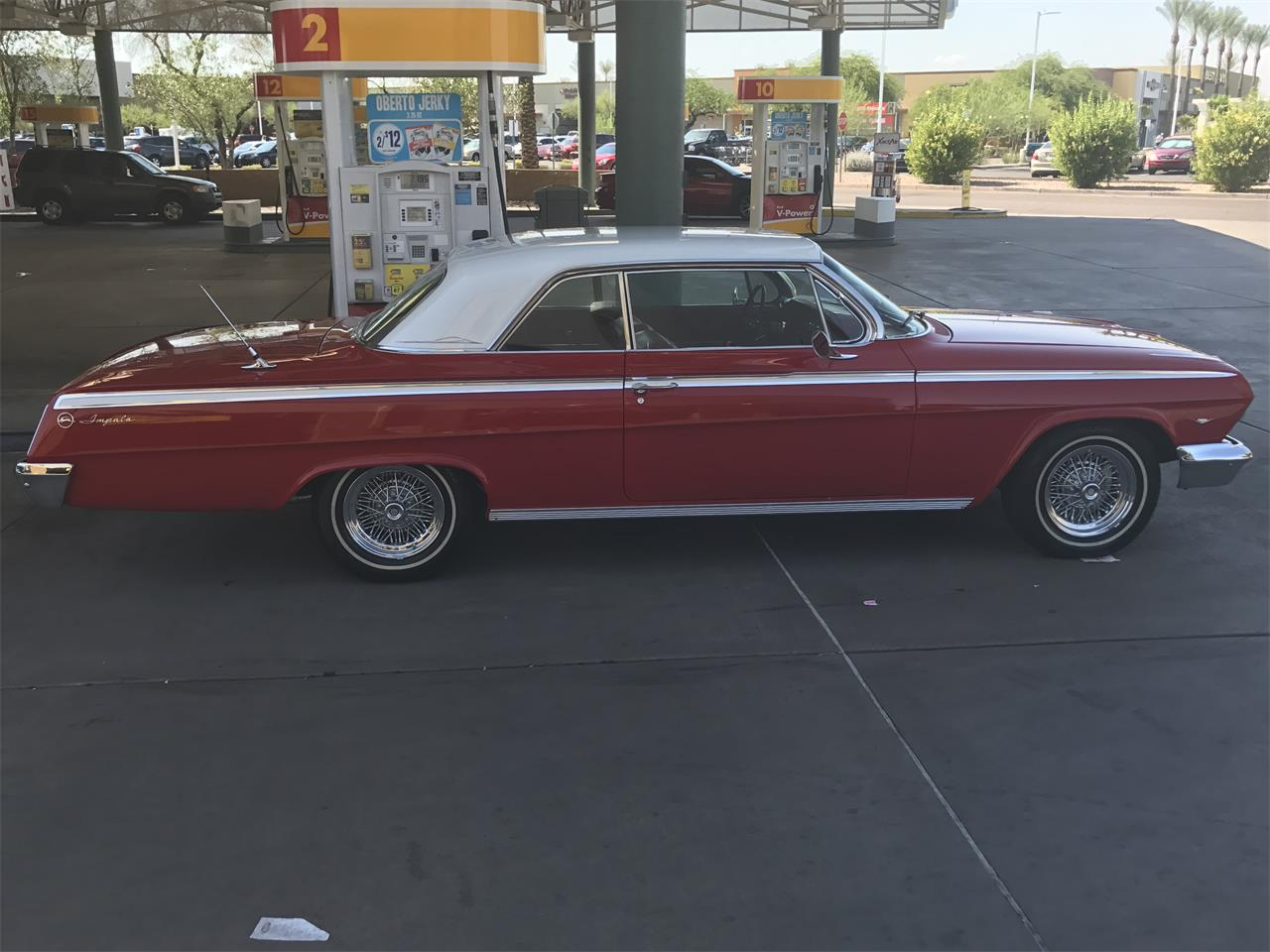 Large Picture of Classic '62 Impala located in AZ  - LDBE