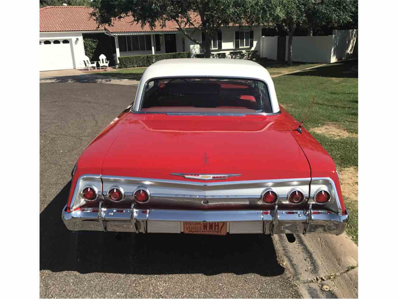 Large Picture of '62 Impala - LDBE