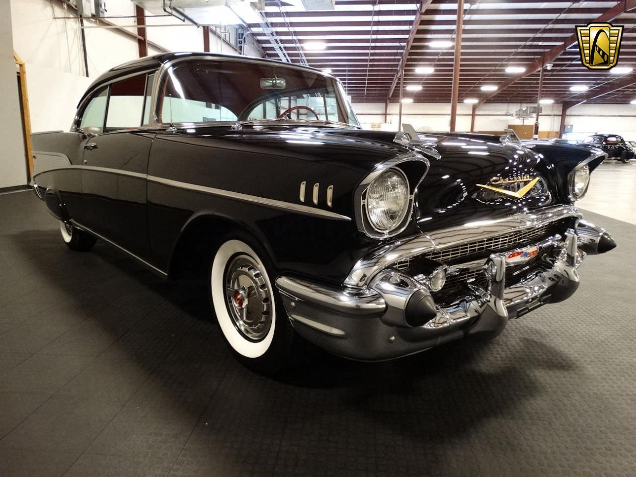 Large Picture of Classic '57 Chevrolet Bel Air located in Indiana - $65,000.00 Offered by Gateway Classic Cars - Louisville - LDC7