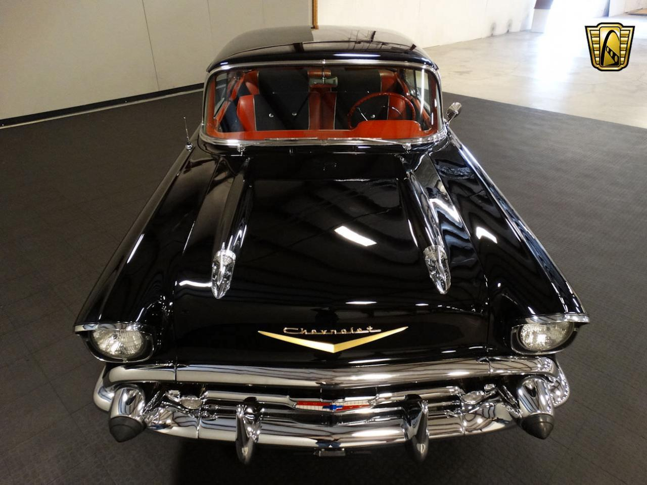 Large Picture of 1957 Bel Air located in Indiana Offered by Gateway Classic Cars - Louisville - LDC7