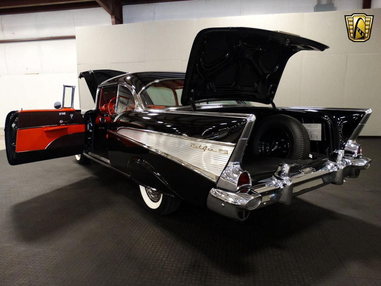 Large Picture of Classic 1957 Chevrolet Bel Air located in Indiana - LDC7