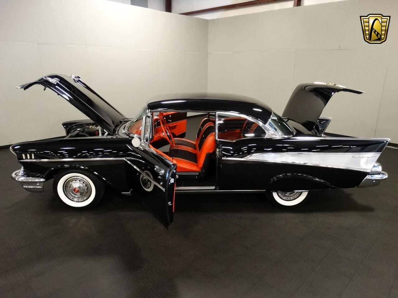 Large Picture of Classic '57 Chevrolet Bel Air located in Indiana Offered by Gateway Classic Cars - Louisville - LDC7