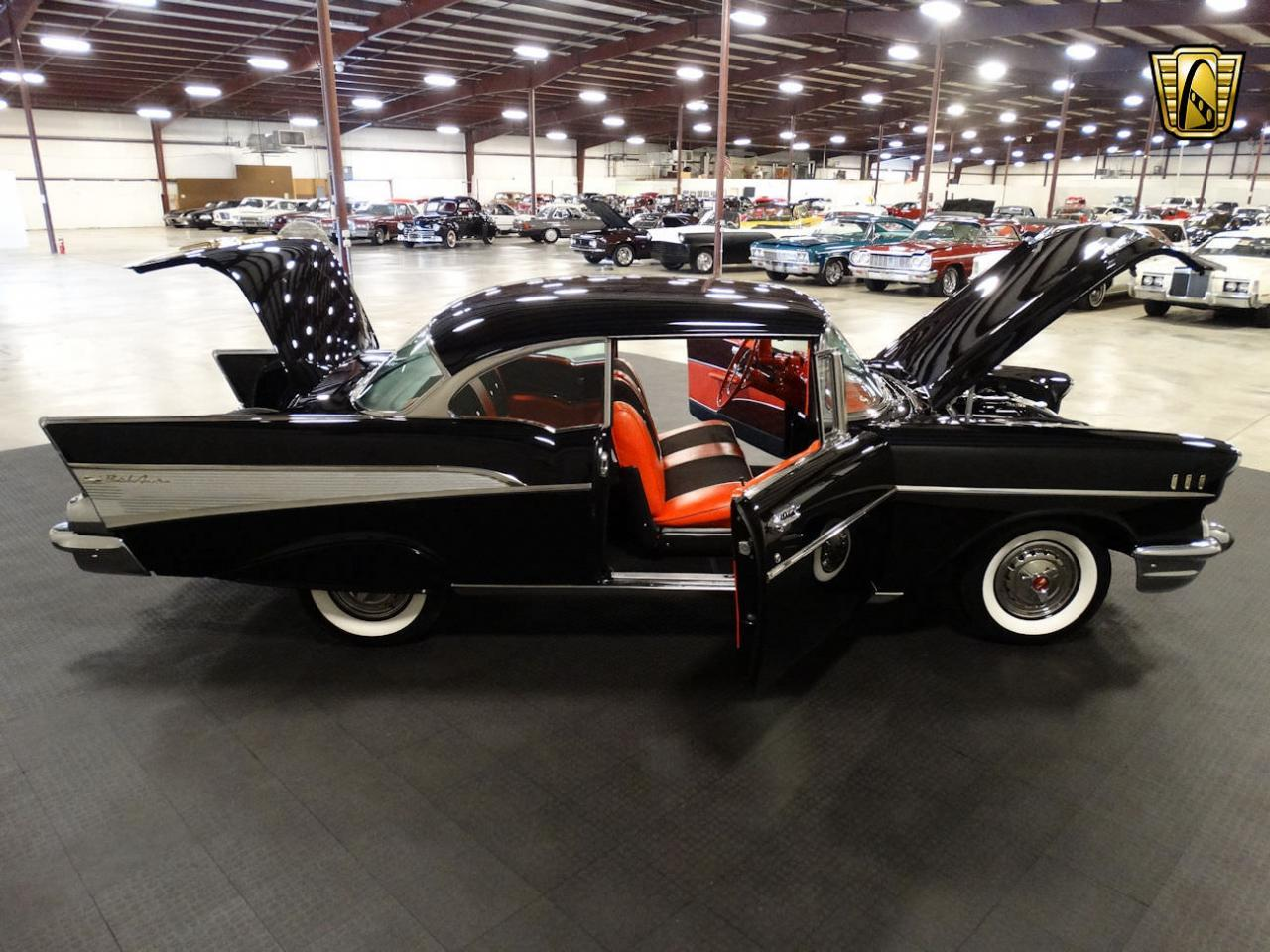 Large Picture of '57 Chevrolet Bel Air located in Indiana - $65,000.00 Offered by Gateway Classic Cars - Louisville - LDC7