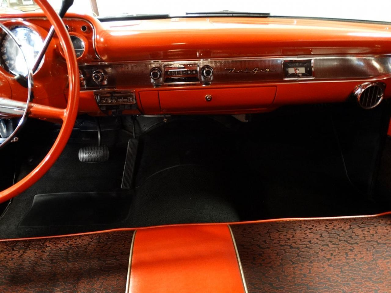 Large Picture of '57 Chevrolet Bel Air located in Memphis Indiana Offered by Gateway Classic Cars - Louisville - LDC7