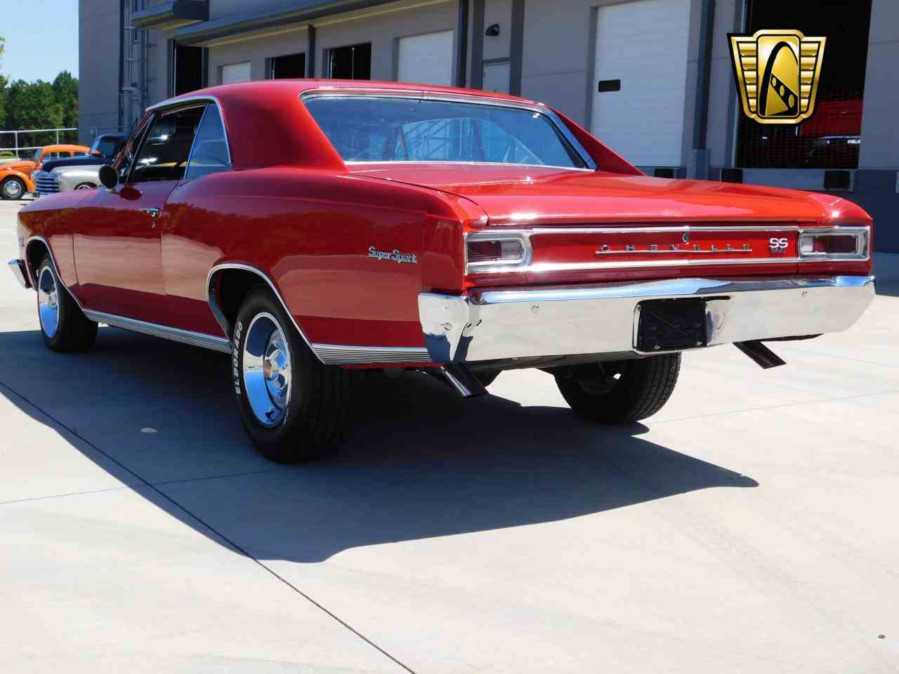 Large Picture of '66 Chevelle - LDCG