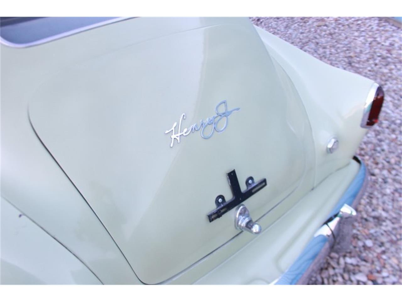 Large Picture of Classic '53 Henry J Corsair Deluxe located in Utah - $14,000.00 - LDCW