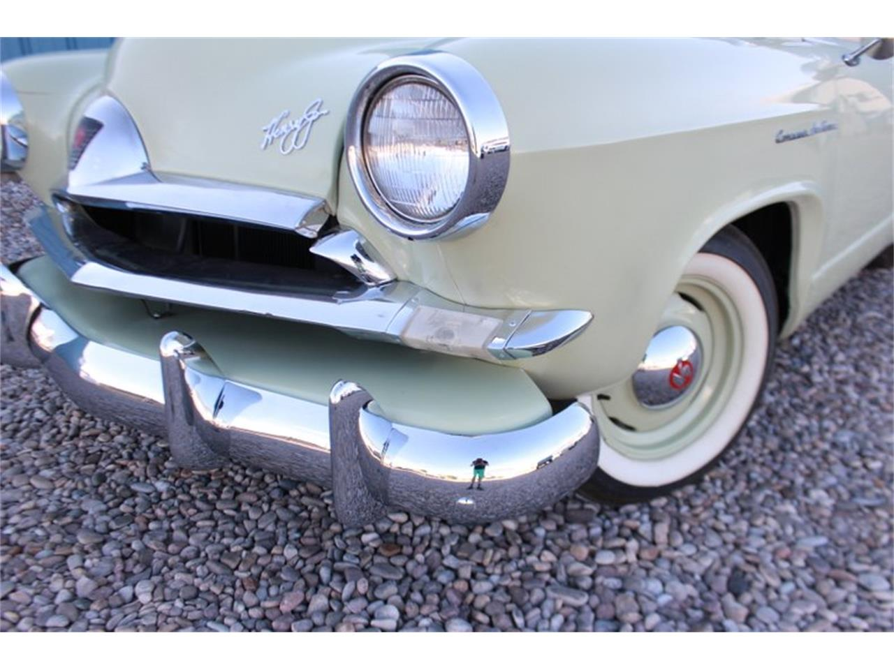 Large Picture of 1953 Henry J Corsair Deluxe located in Utah - $14,000.00 Offered by Salt City Classic & Muscle - LDCW