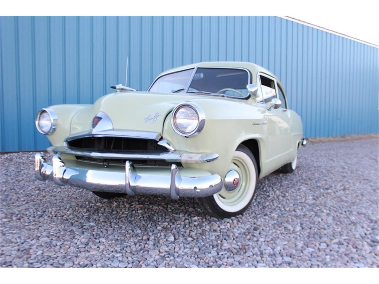 Large Picture of '53 Henry J Corsair Deluxe located in Vernal Utah - $14,000.00 Offered by Salt City Classic & Muscle - LDCW
