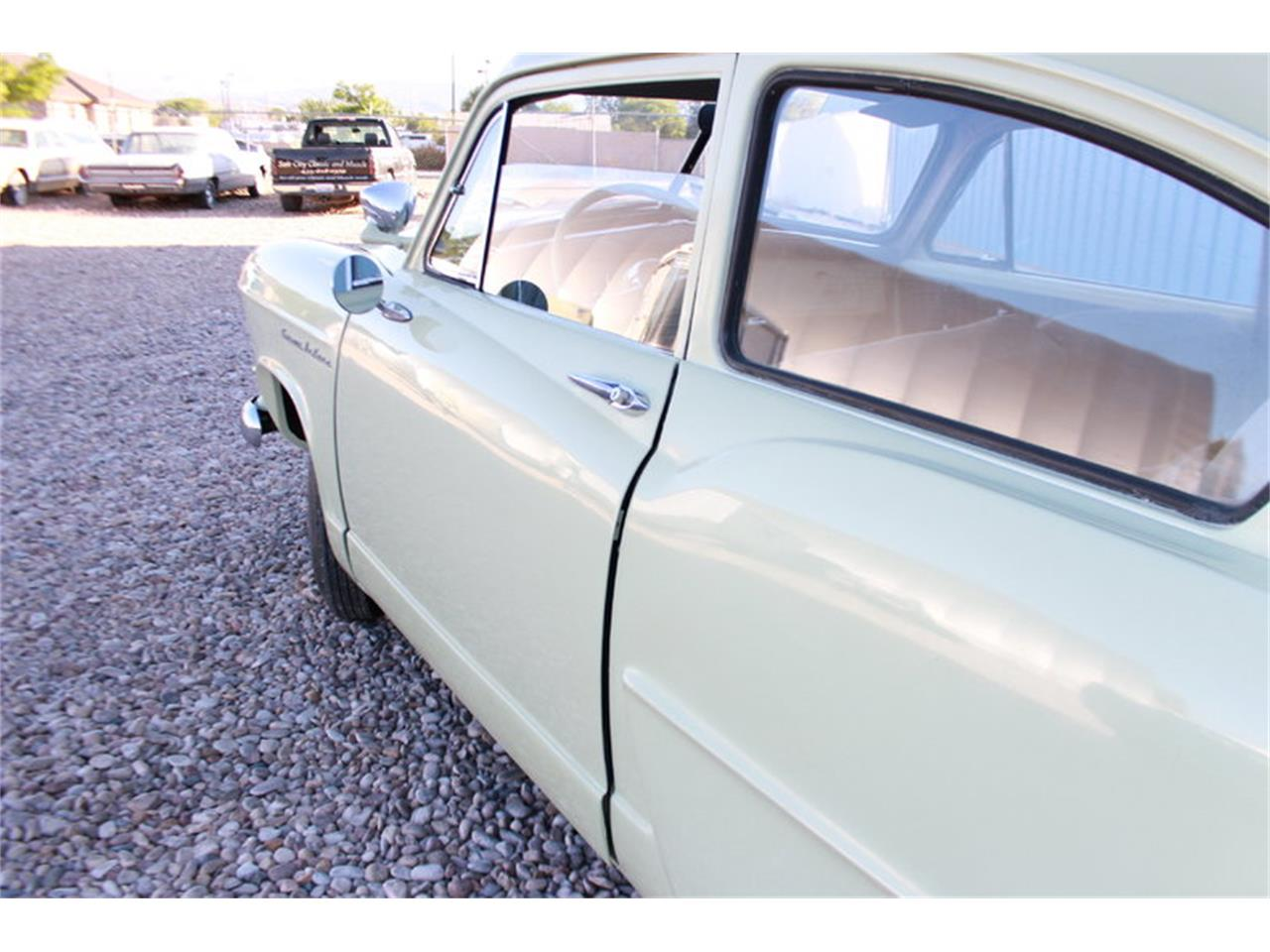 Large Picture of Classic '53 Henry J Corsair Deluxe - $16,500.00 Offered by Salt City Classic & Muscle - LDCW