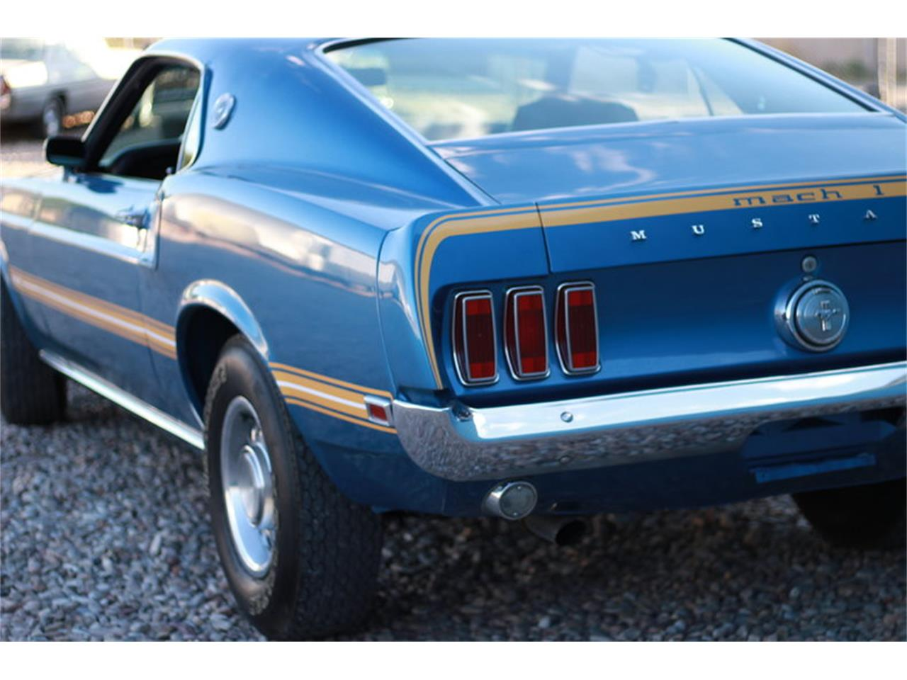 Large Picture of Classic 1969 Ford Mustang - LDCX