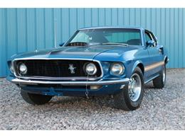 Picture of 1969 Ford Mustang located in Vernal Utah - LDCX