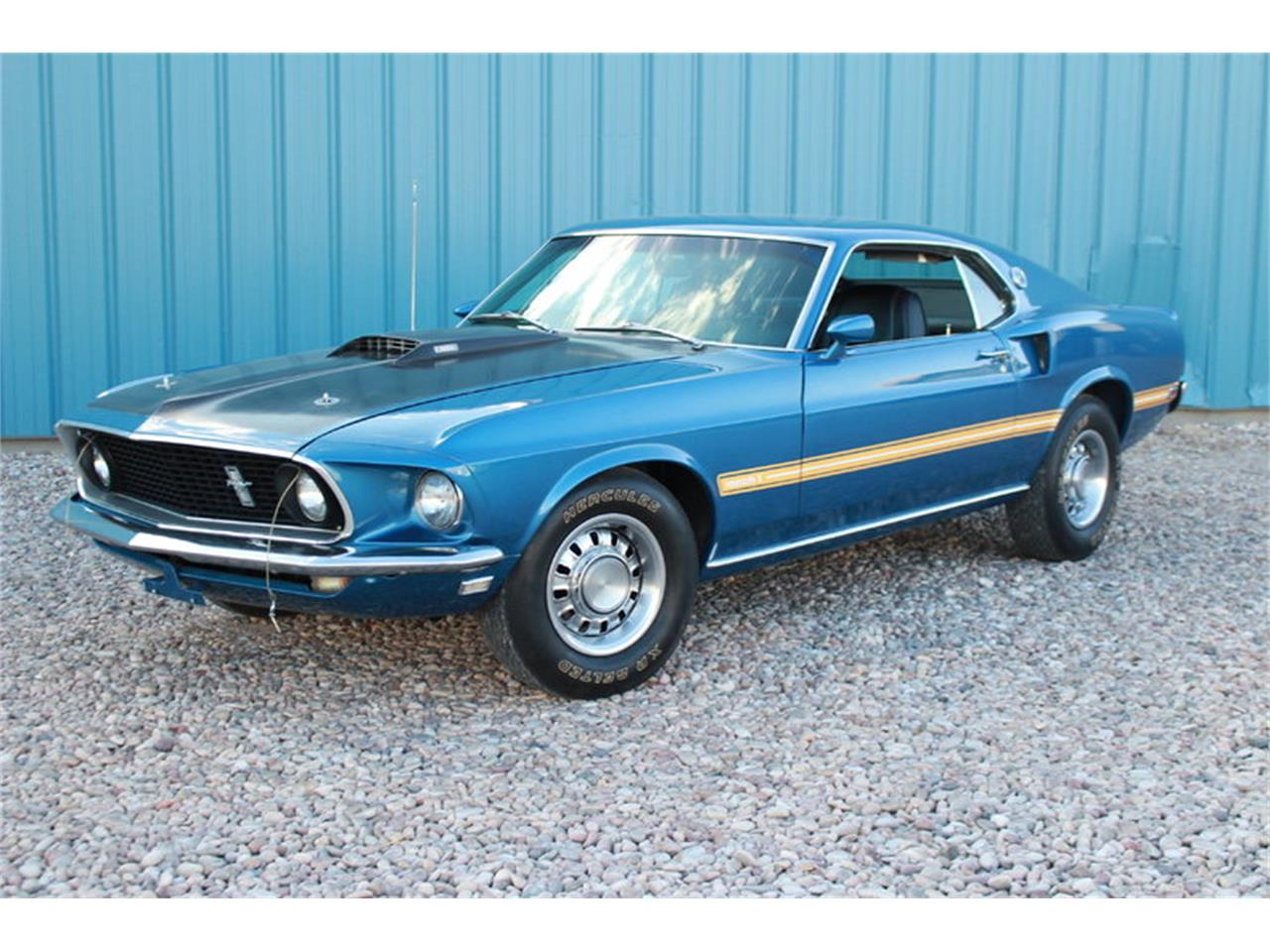Large Picture of Classic '69 Ford Mustang located in Utah - $34,900.00 - LDCX