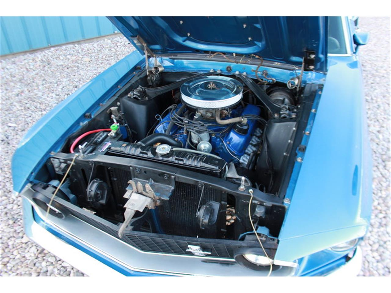 Large Picture of Classic 1969 Mustang located in Vernal Utah Offered by Salt City Classic & Muscle - LDCX