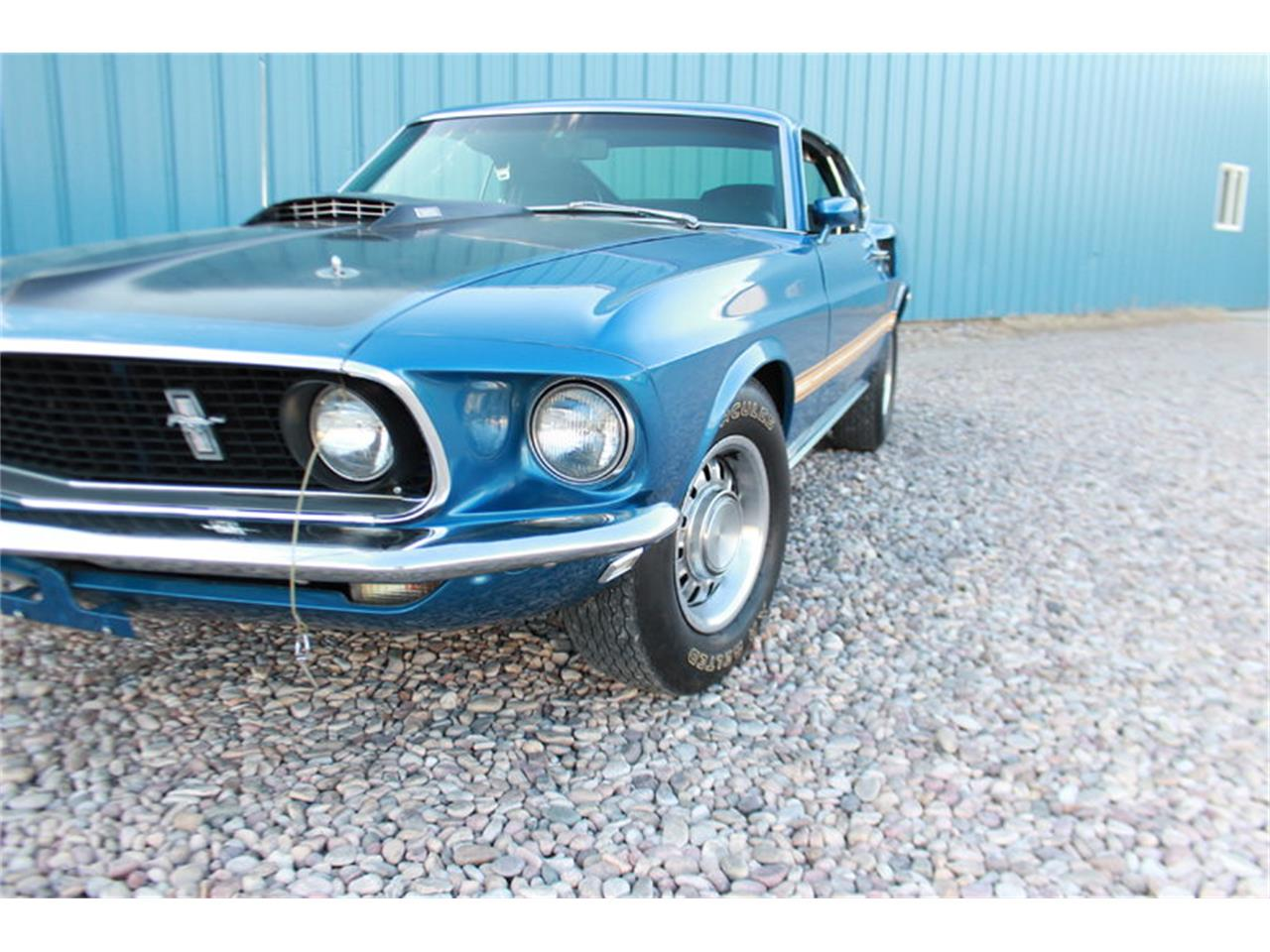 Large Picture of 1969 Mustang - LDCX