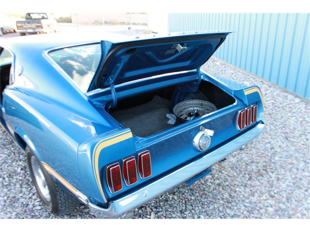 Large Picture of Classic '69 Ford Mustang - LDCX