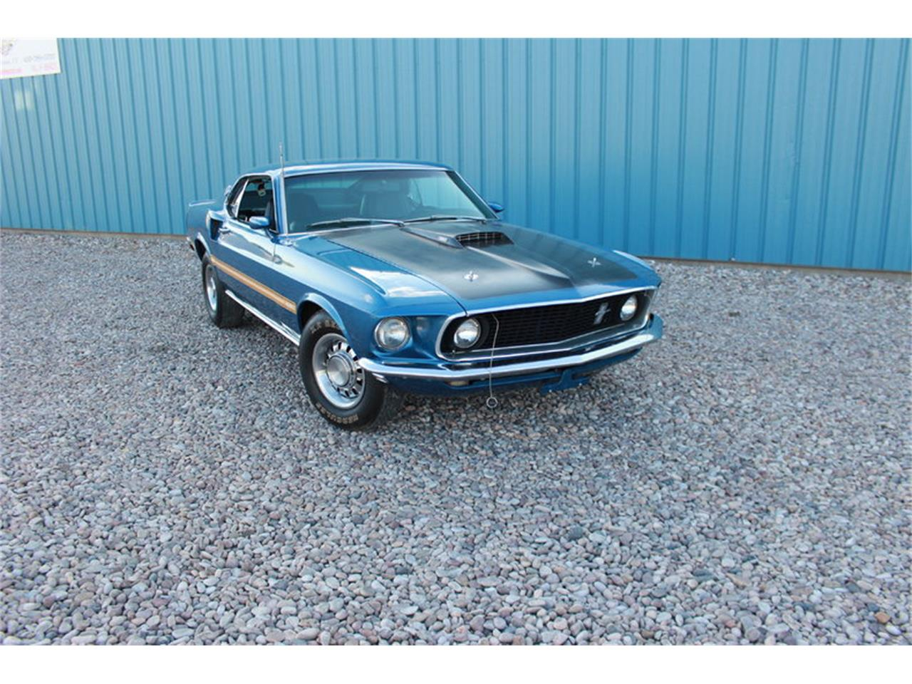 Large Picture of 1969 Mustang located in Utah - LDCX