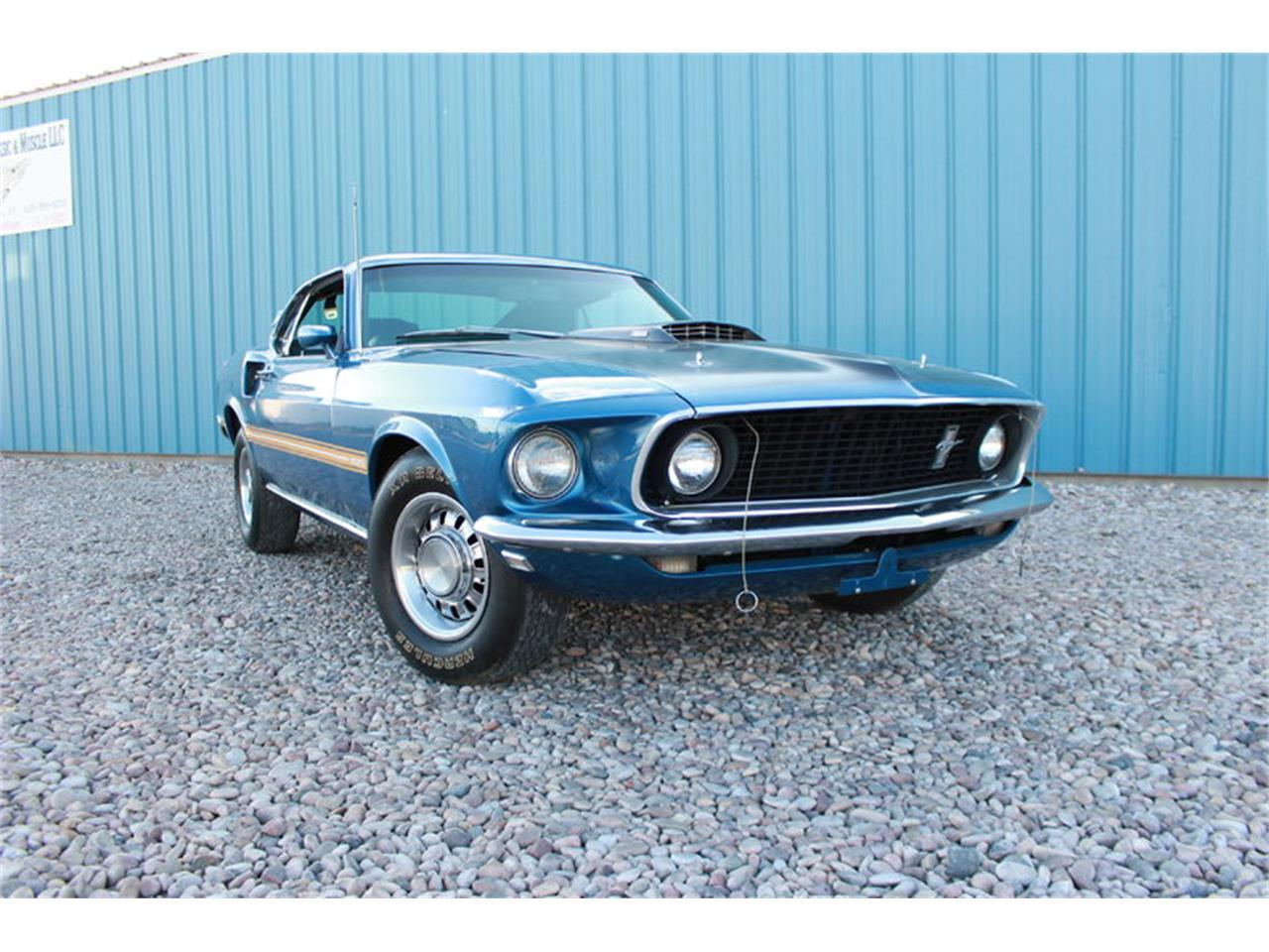 Large Picture of '69 Ford Mustang located in Utah - $34,900.00 Offered by Salt City Classic & Muscle - LDCX
