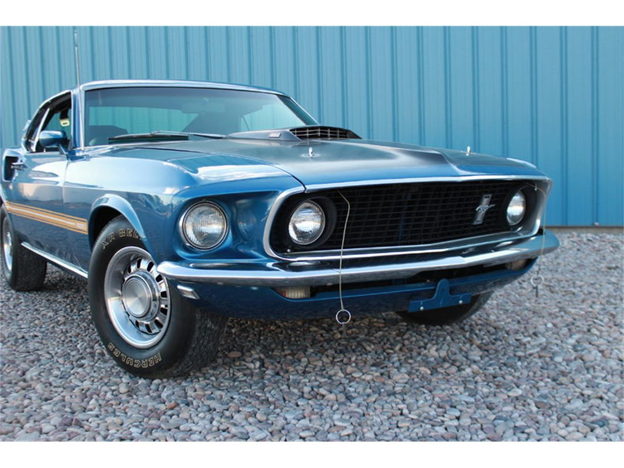 Large Picture of Classic '69 Mustang located in Vernal Utah - $34,900.00 Offered by Salt City Classic & Muscle - LDCX