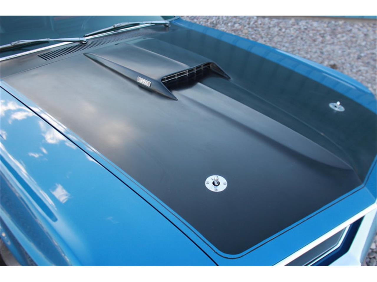 Large Picture of Classic '69 Ford Mustang located in Vernal Utah - $34,900.00 Offered by Salt City Classic & Muscle - LDCX