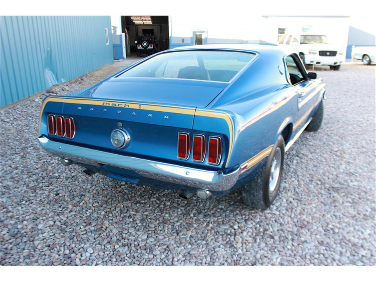 Large Picture of '69 Mustang located in Vernal Utah - $34,900.00 - LDCX