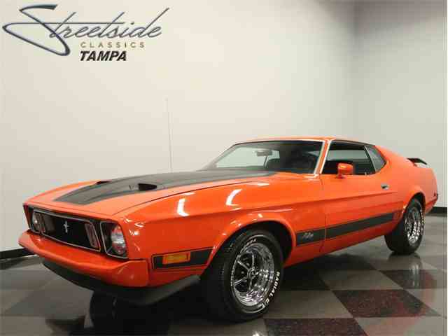Picture of '73 Mustang Mach 1 - LDD7