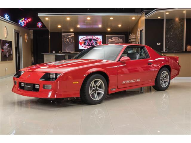 Picture of '87 Camaro IROC Z28 - LDDV