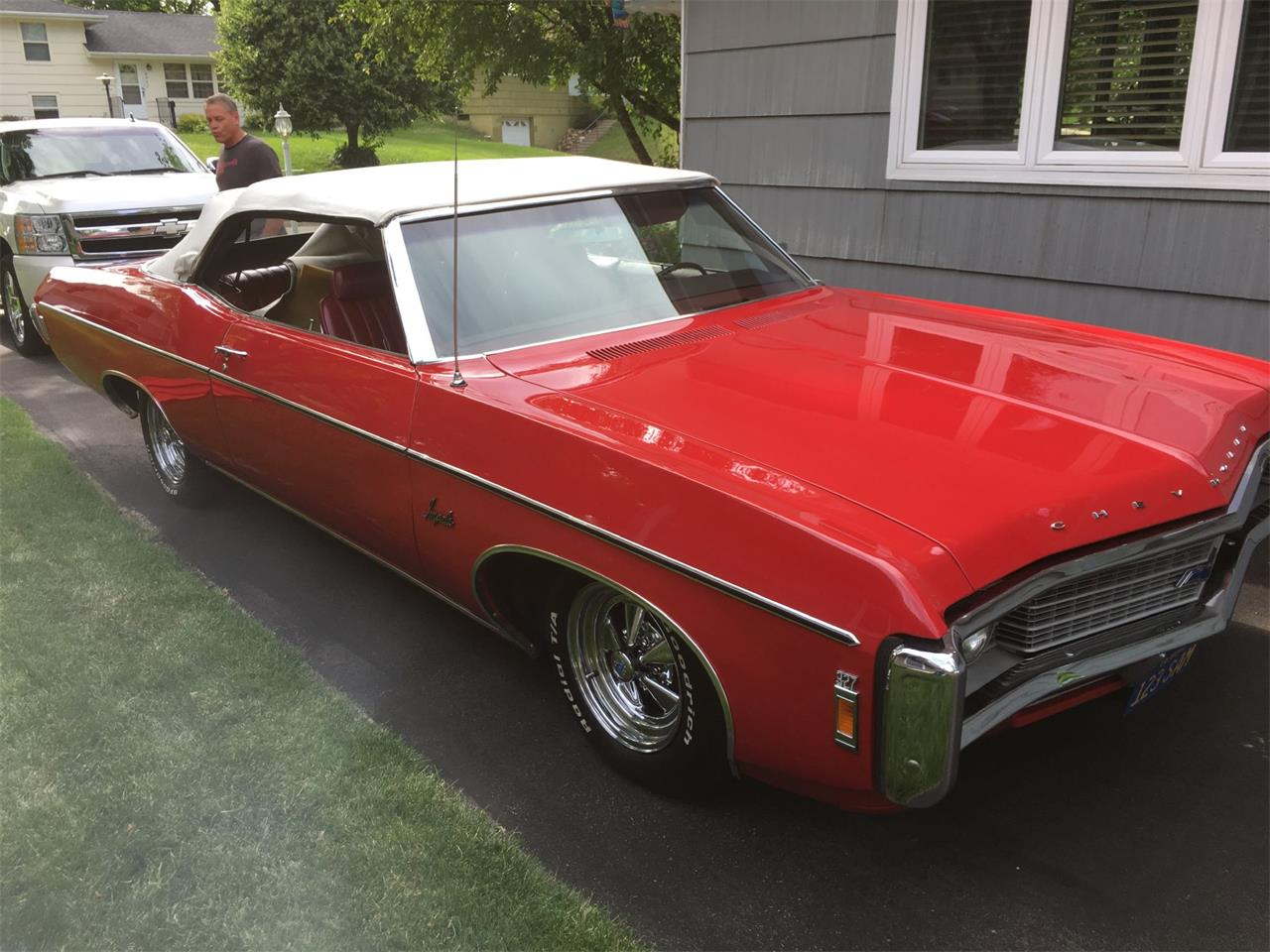 Large Picture of '69 Impala - LDEB