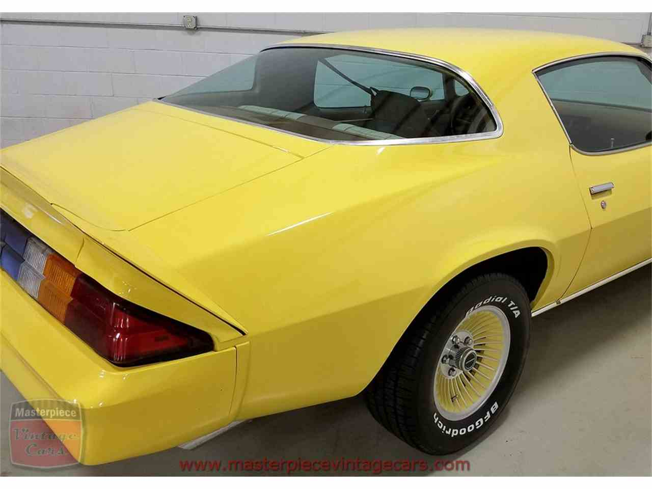 Large Picture of '78 Camaro - LDFK