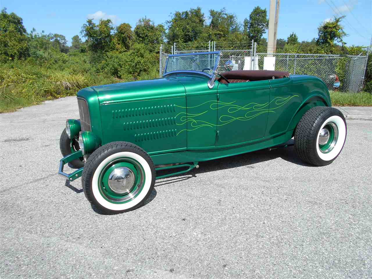 Large Picture of 1932 Ford Roadster located in Apopka Florida Offered by Great American Motor Mart - LDFO