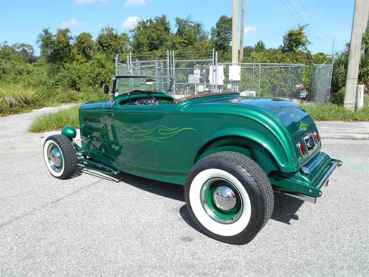 Large Picture of '32 Ford Roadster located in Florida Offered by Great American Motor Mart - LDFO