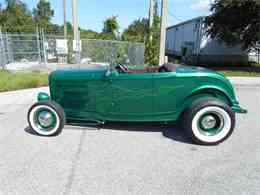 Picture of Classic 1932 Ford Roadster located in Apopka Florida Offered by Great American Motor Mart - LDFO