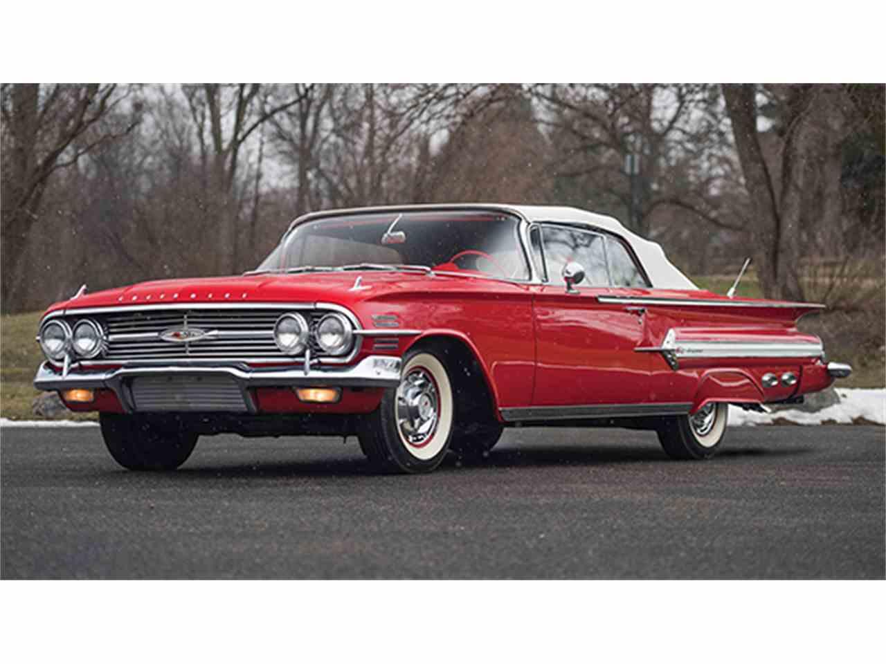 1960 Chevrolet Impala for Sale | ClicCars.com | CC-997190