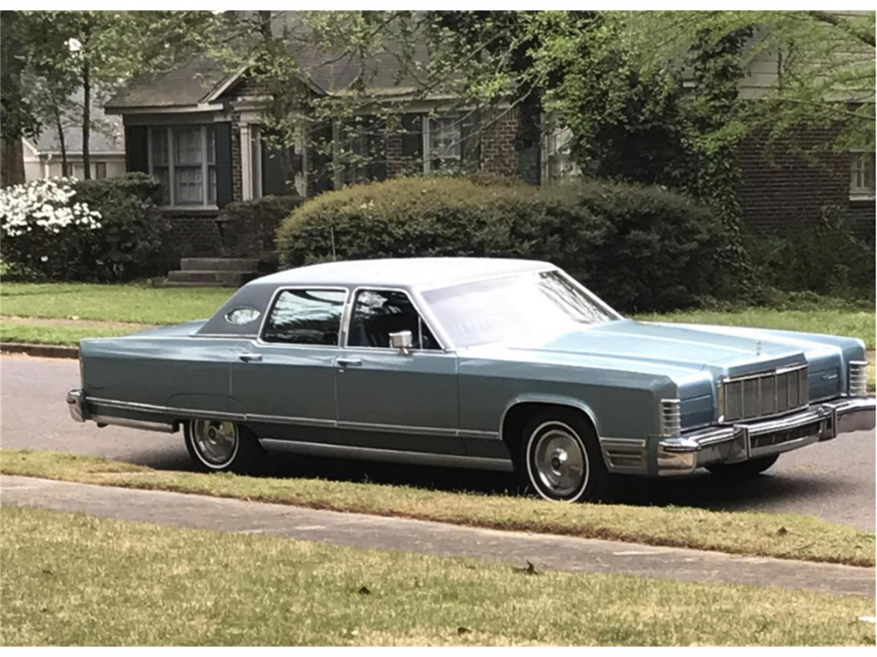 Large Picture of '76 Continental - LDGY
