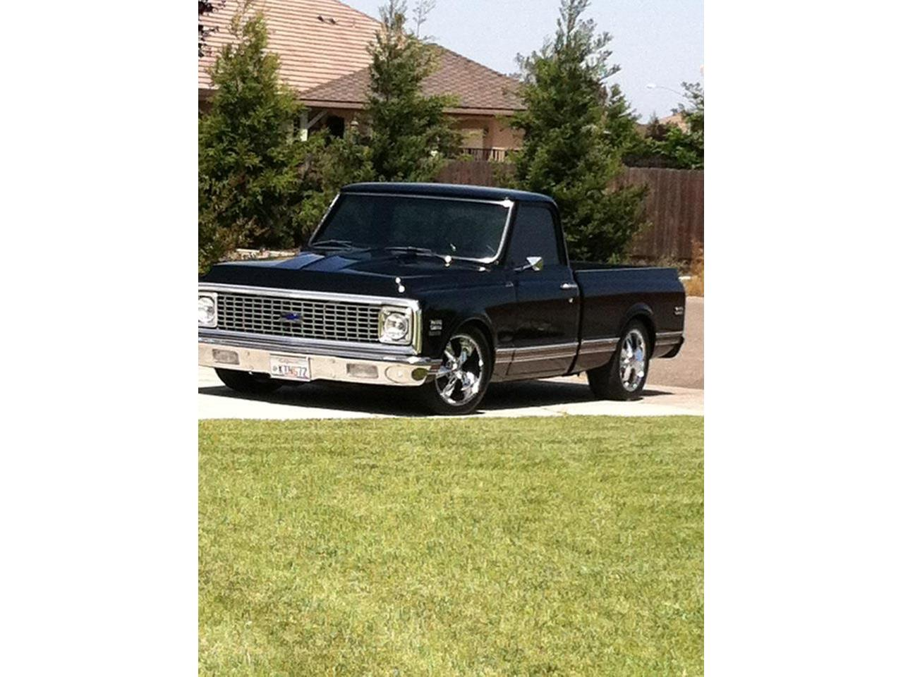 Large Picture of Classic 1972 C/K 10 Offered by a Private Seller - LDH0