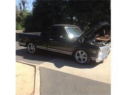 Picture of '72 Chevrolet C/K 10 located in Merced California - $32,500.00 Offered by a Private Seller - LDH0