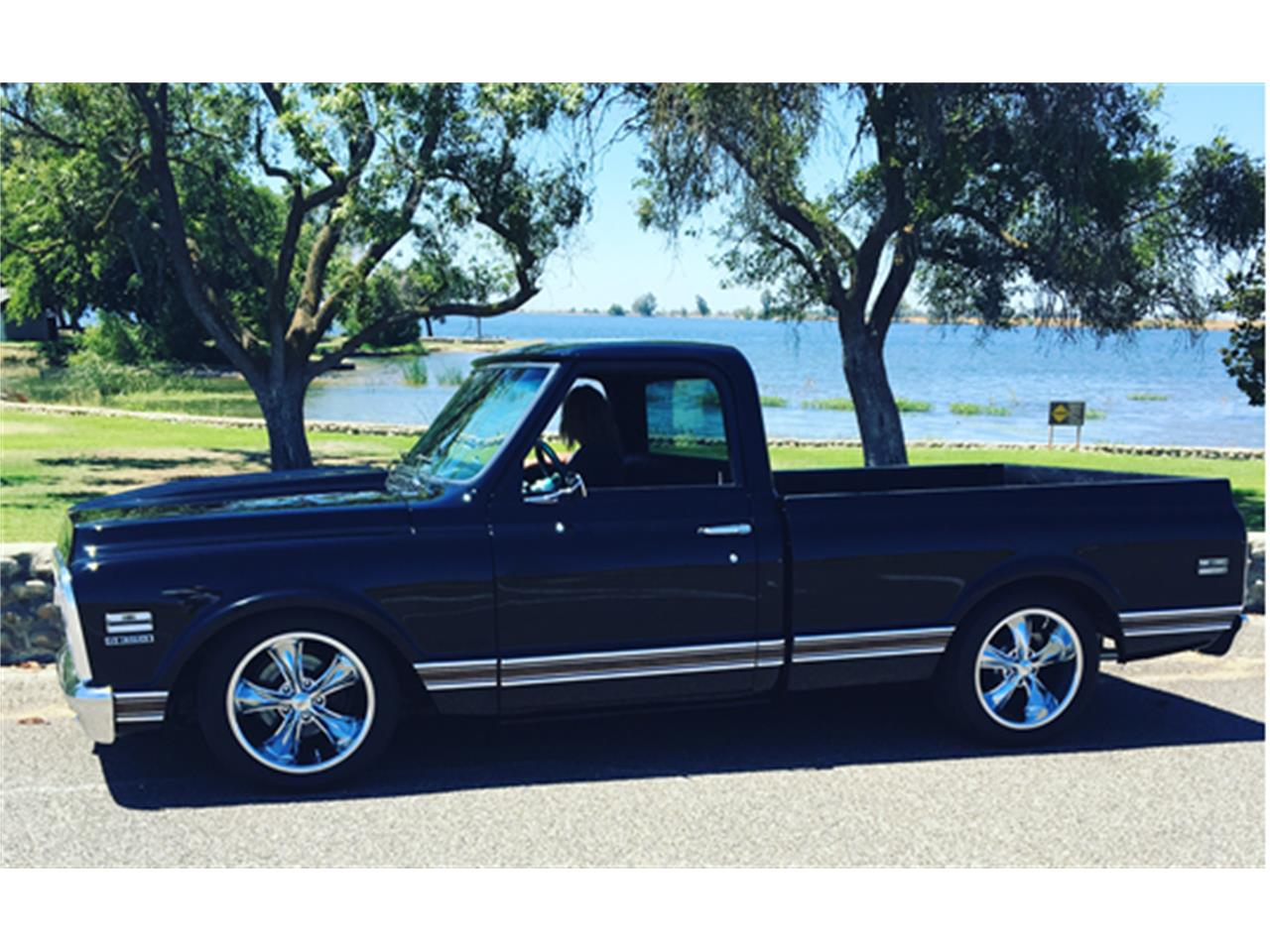 Large Picture of Classic '72 Chevrolet C/K 10 located in Merced California - $32,500.00 Offered by a Private Seller - LDH0