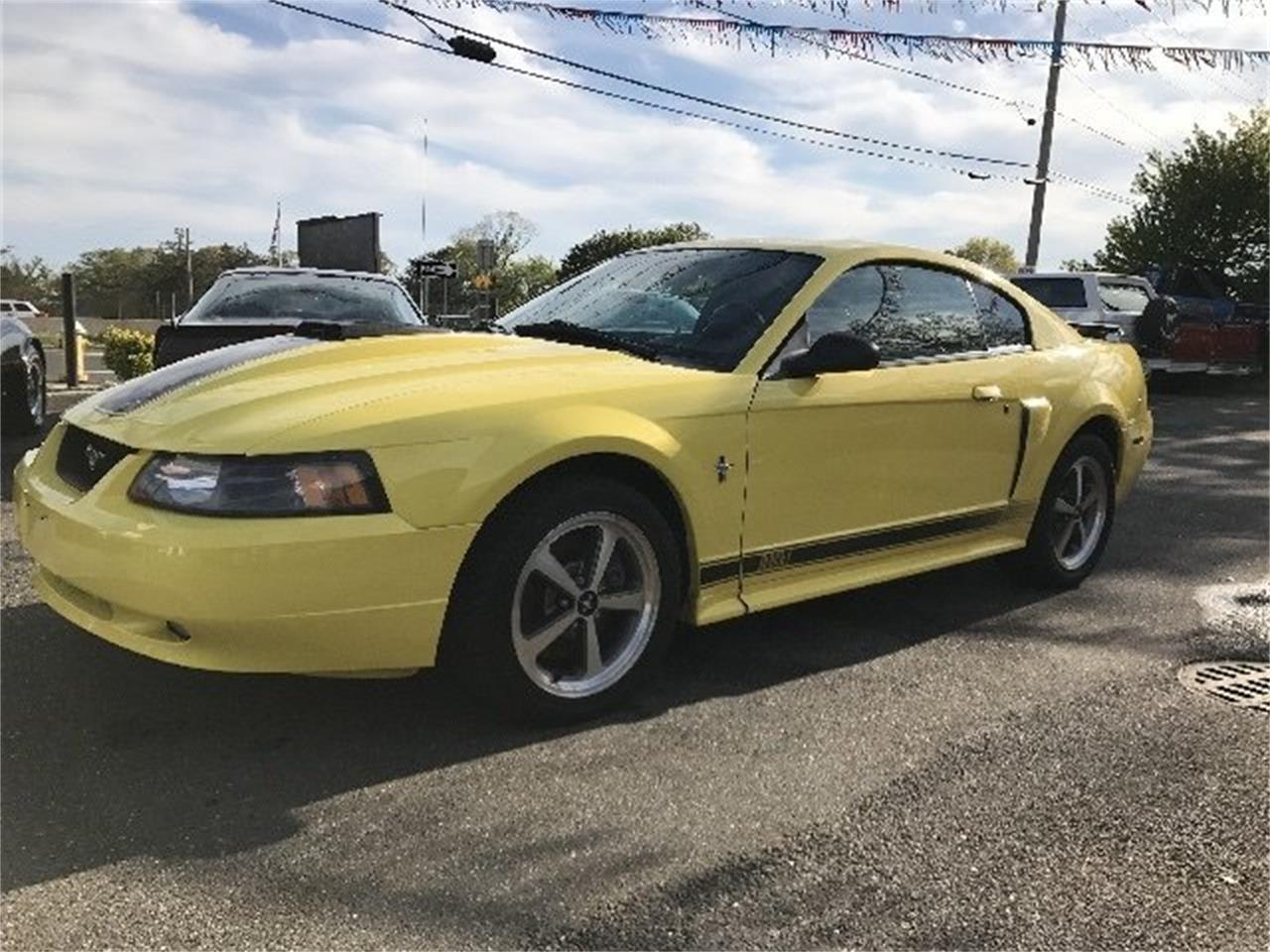 Large Picture of '03 Mustang Mach 1 located in New York - LDH2