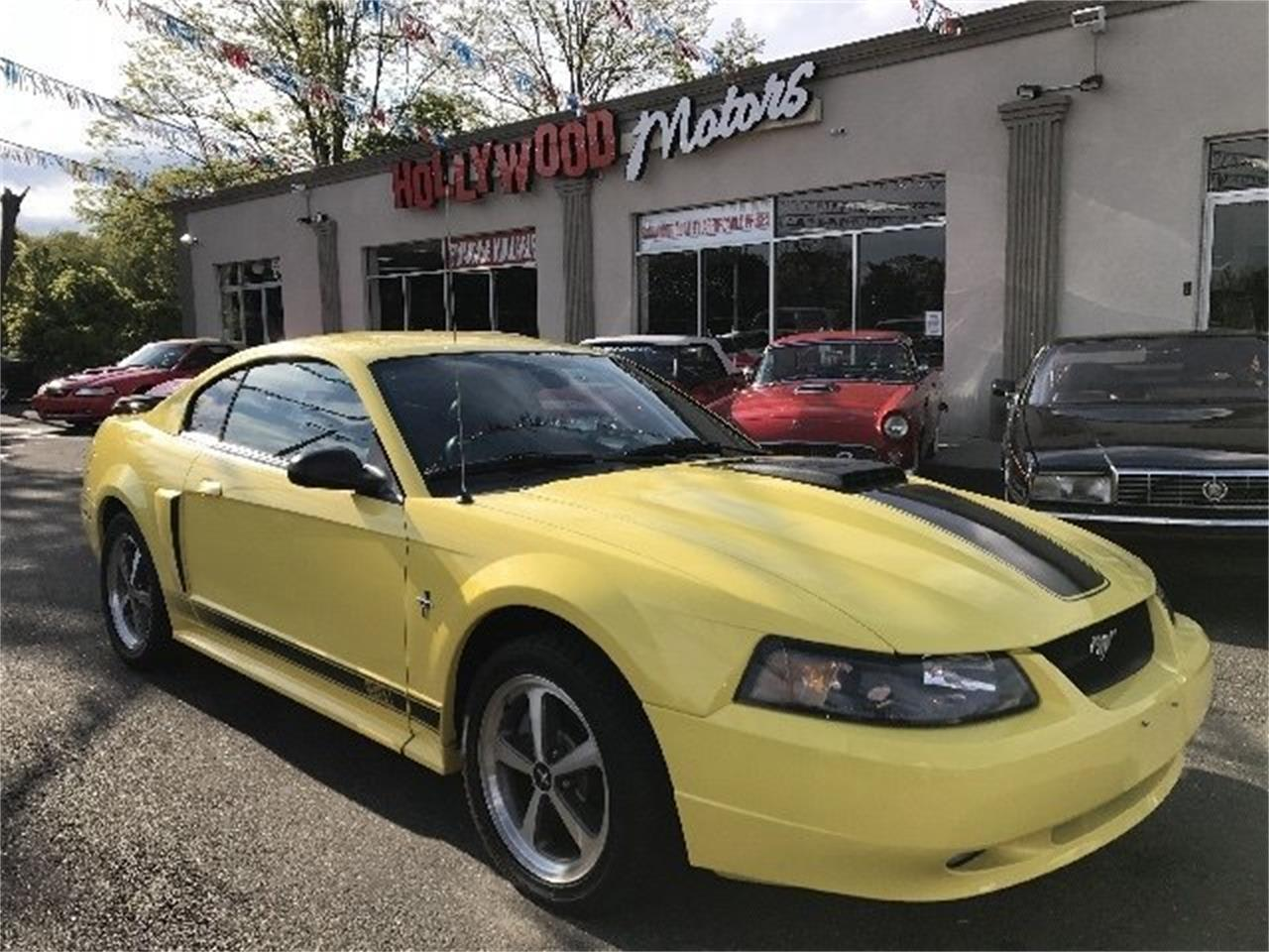 Large Picture of 2003 Ford Mustang Mach 1 Offered by Hollywood Motors - LDH2