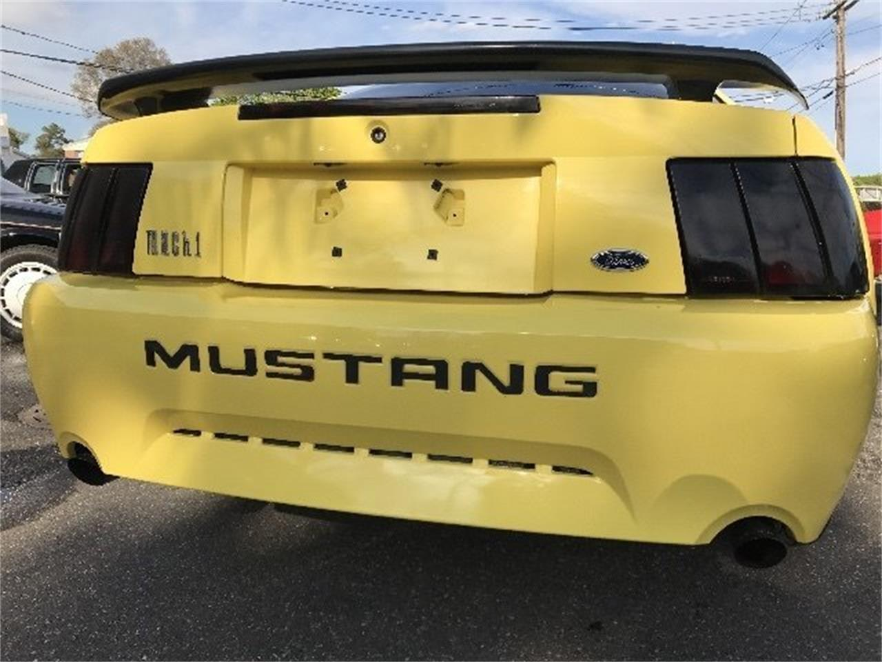 Large Picture of 2003 Mustang Mach 1 located in West Babylon New York - LDH2