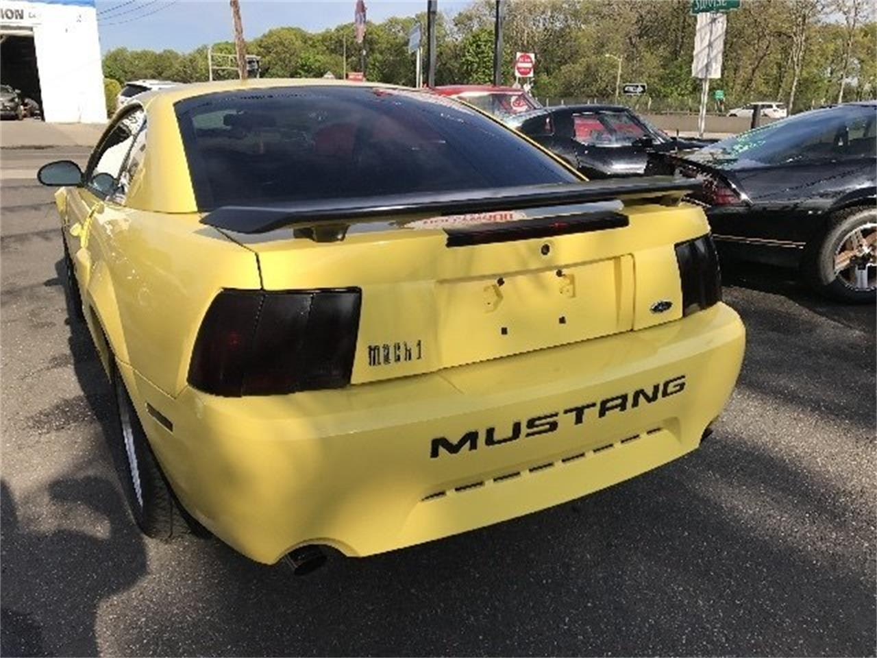 Large Picture of 2003 Mustang Mach 1 - LDH2