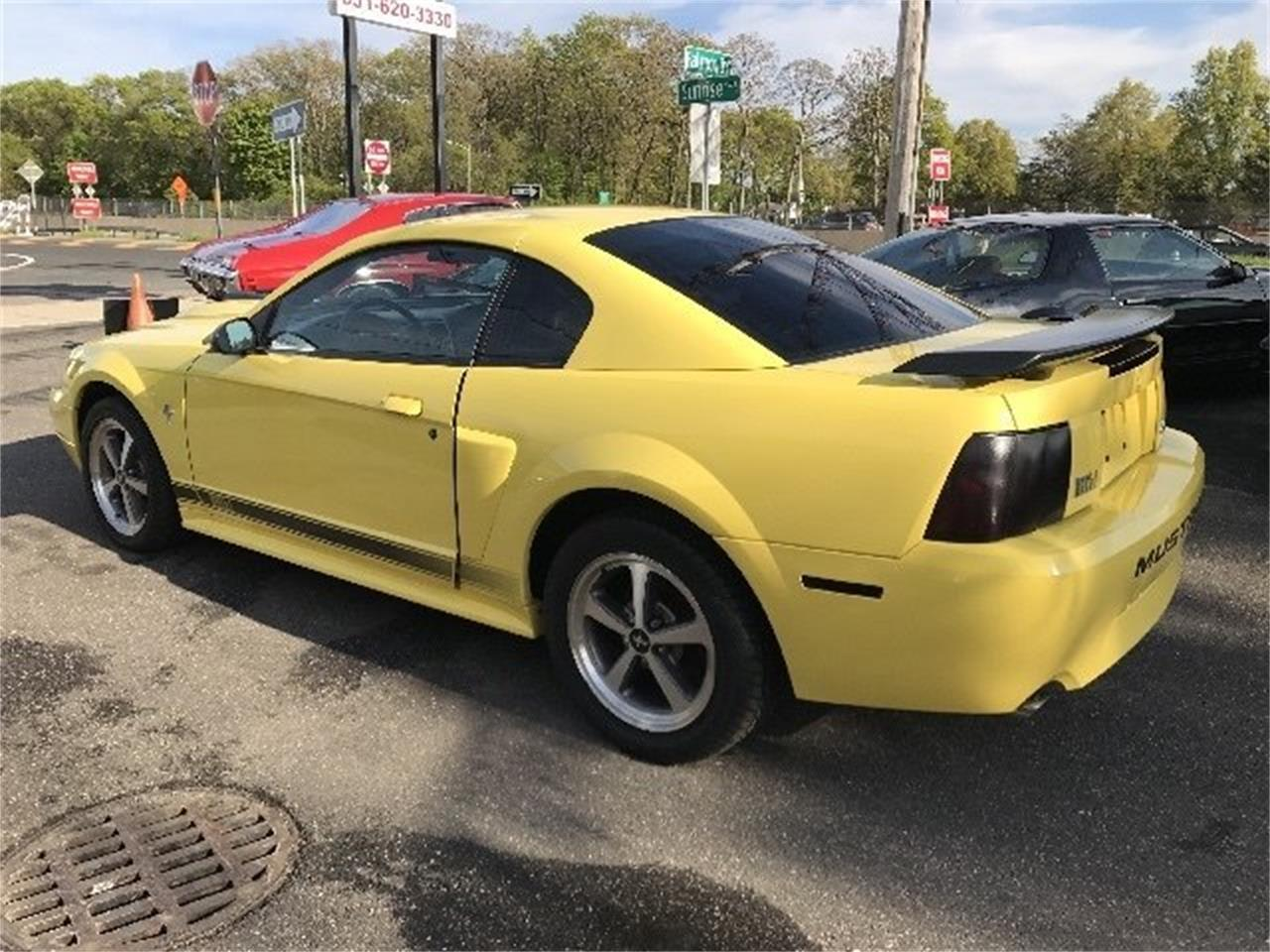 Large Picture of 2003 Mustang Mach 1 located in New York - LDH2