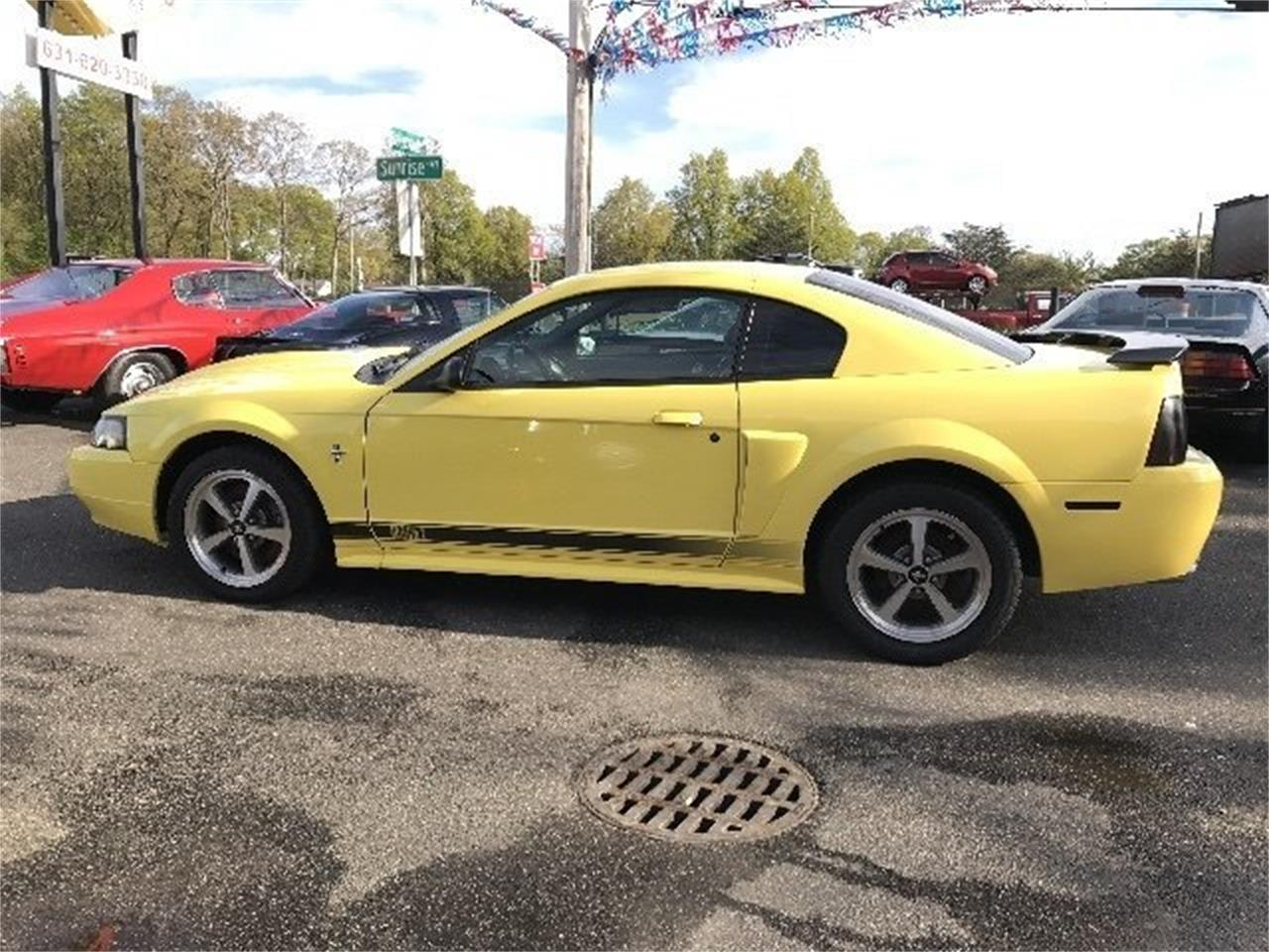 Large Picture of '03 Mustang Mach 1 - $10,900.00 Offered by Hollywood Motors - LDH2
