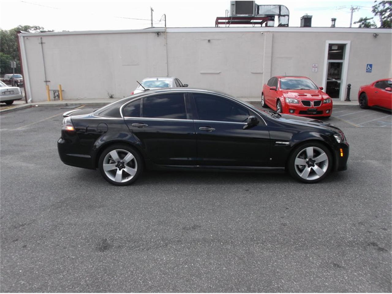 Large Picture of 2009 Pontiac G8 located in New York - LDH3